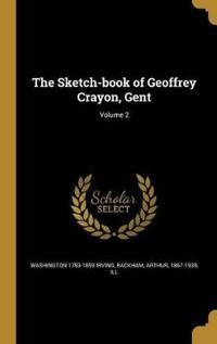 SKETCH-BK OF GEOFFREY CRAYON G