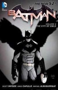 Batman - Pöllöjen kaupunki