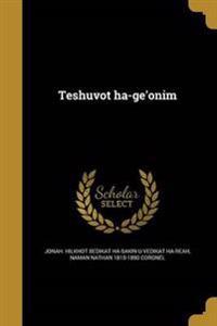 HEB-TESHUVOT HA-GEONIM