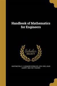 HANDBK OF MATHEMATICS FOR ENGI