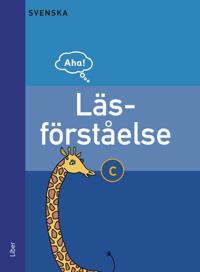 Aha Svenska-Läsförståelse C