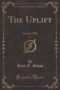 The Uplift, Vol. 49