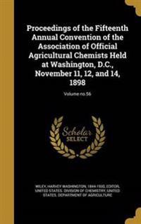 PROCEEDINGS OF THE 15TH ANNUAL