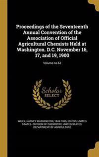 PROCEEDINGS OF THE 17TH ANNUAL