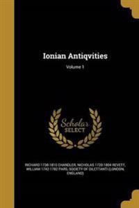 IONIAN ANTIQVITIES V01