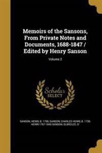 MEMOIRS OF THE SANSONS FROM PR