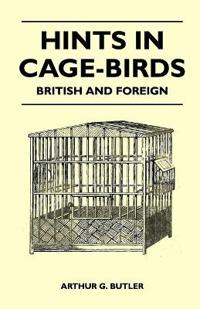 Hints in Cage-Birds - British and Foreign