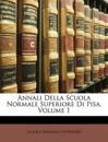 Annali Della Scuola Normale Superiore Di Pisa, Volume 1