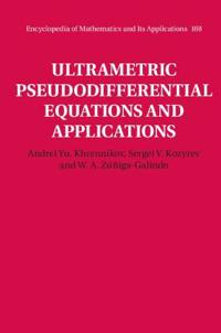 Ultrametric Pseudodifferential Equations and Applications