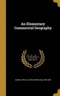 ELEM COMMERCIAL GEOGRAPHY
