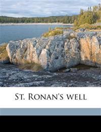 St. Ronan's well Volume 2