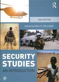 Security studies - an introduction