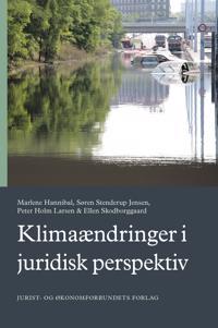 Klimaændringer i juridisk perspektiv