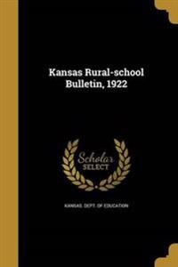 KANSAS RURAL-SCHOOL BULLETIN 1