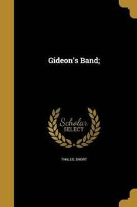 GIDEONS BAND