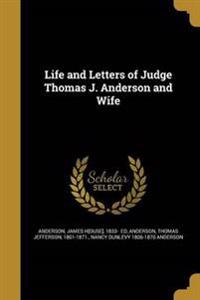 LIFE & LETTERS OF JUDGE THOMAS