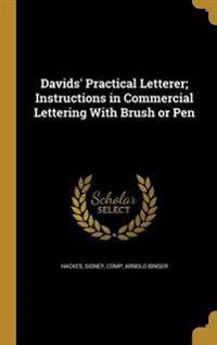DAVIDS PRAC LETTERER INSTRUCTI