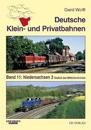 Deutsche Klein- und Privatbahnen 11/Niedersachsen 3