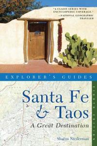 Explorer's Guides Santa Fe & Taos