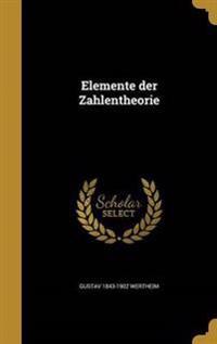 GER-ELEMENTE DER ZAHLENTHEORIE