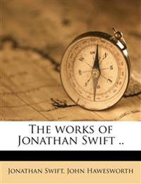 The works of Jonathan Swift .. Volume 10