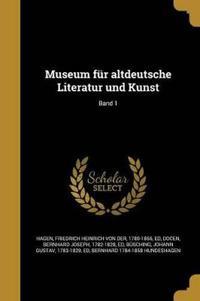 GER-MUSEUM FUR ALTDEUTSCHE LIT