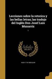 SPA-LECCIONES SOBRE LA RETORIC