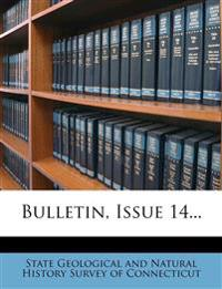 Bulletin, Issue 14...