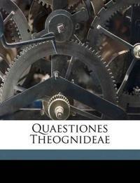 Quaestiones Theognideae