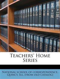 Teachers' home series
