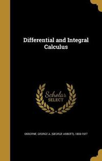 DIFFERENTIAL & INTEGRAL CALCUL