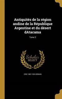 FRE-ANTIQUITES DE LA REGION AN