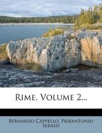 Rime, Volume 2...