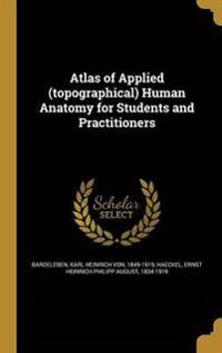 ATLAS OF APPLIED (TOPOGRAPHICA