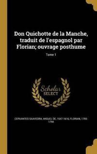 FRE-DON QUICHOTTE DE LA MANCHE