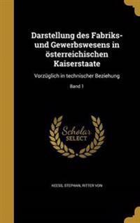 GER-DARSTELLUNG DES FABRIKS- U