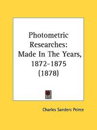 Photometric Researches