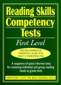Reading Skills Competency Tests