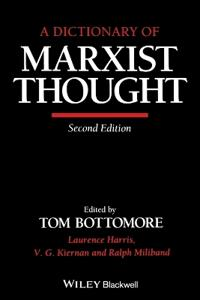 A Dictionary of Marxist Thought
