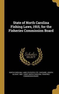 STATE OF NORTH CAROLINA FISHIN