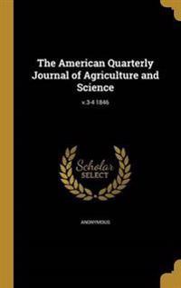 AMER QUARTERLY JOURNAL OF AGRI