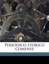 Periodico storico comens, Volume 9-10