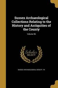 SUSSEX ARCHAEOLOGICAL COLL REL