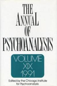 The Annual of Psychoanalysis/1991