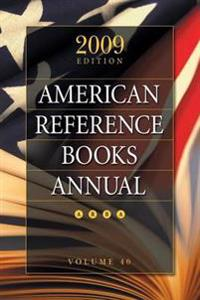American Reference Books Annual 2009