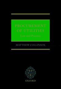 Procurement of Utilities