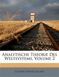 Analytische Theorie Des Weltsystems, Volume 2
