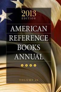 American Reference Books Annual 2013