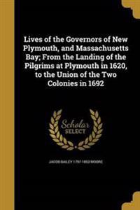 LIVES OF THE GOVERNORS OF NEW