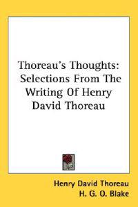 Thoreau's Thoughts